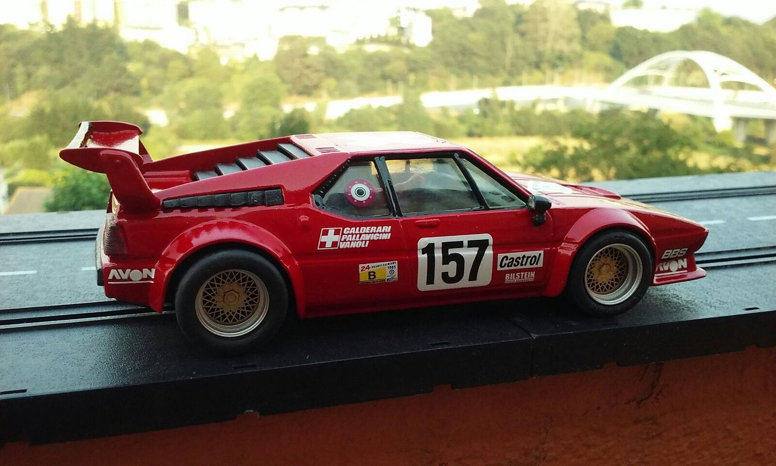 BMW M1 Lemans 85