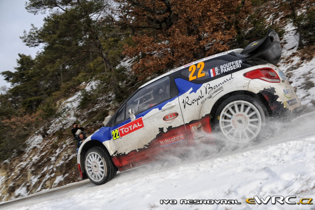 Citroen DS3 Rally Montecarlo 2013