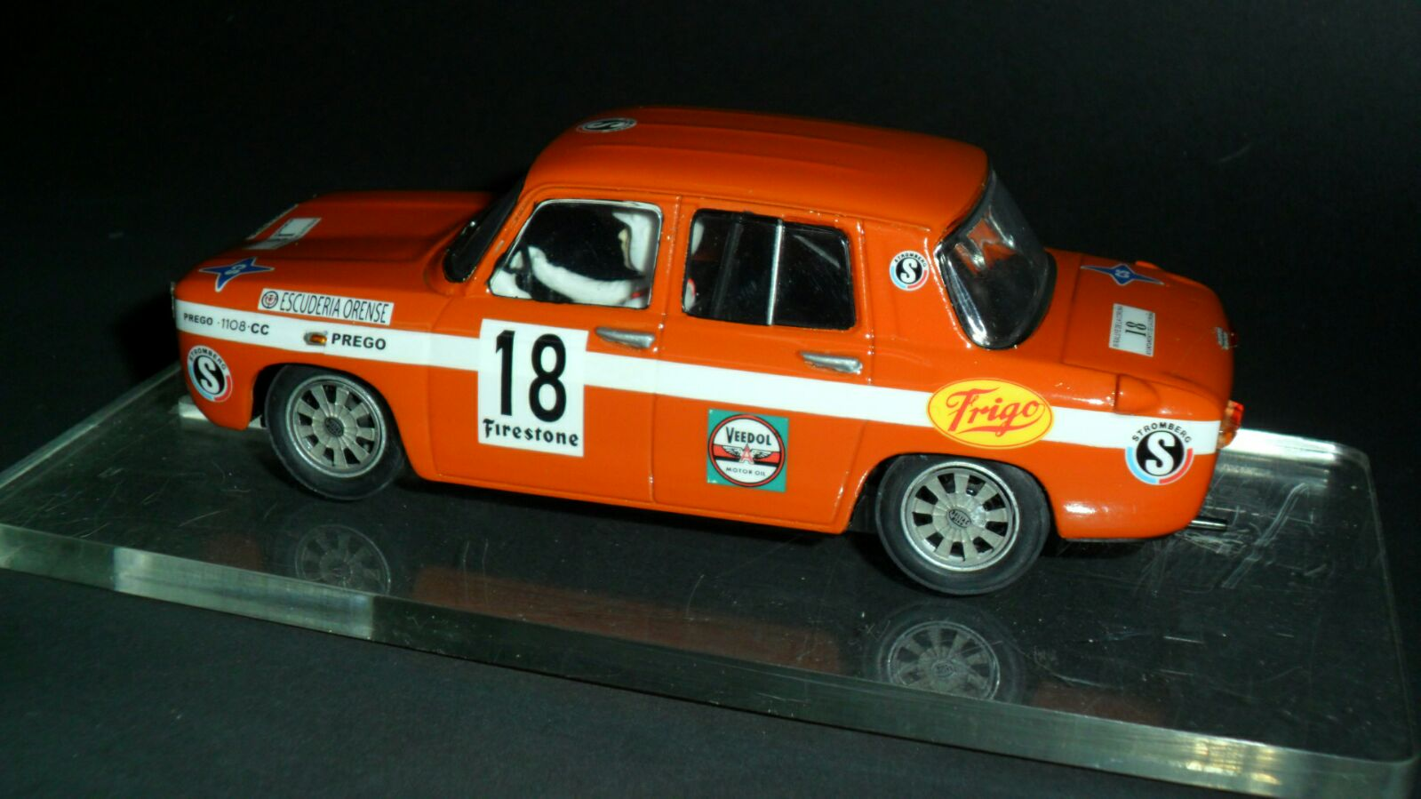 Kit Renault 8 Gordini Reverter