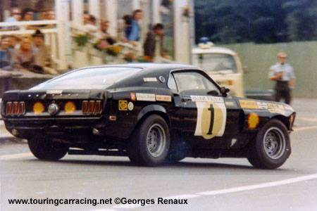 Ford Mustang 24h.Spa 1974