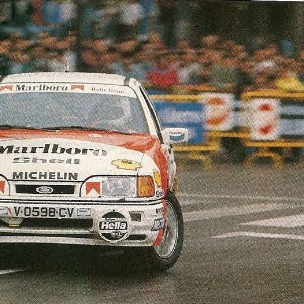 Ford Sierra Cosworth 4×4 Gr N 1989 — Bardolet MARLBORO