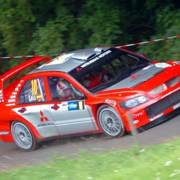 Mitsubishi Lancer WRC 2004 — Sola