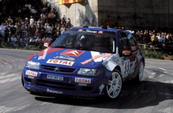 Citroen Saxo Kit Car Tour de Corse 1999