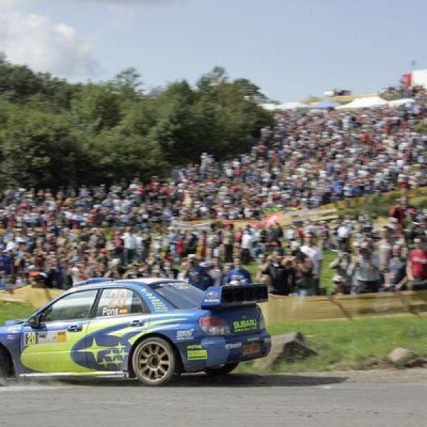 Subaru Imprezza WRC 2007 Alemania X Pons 00