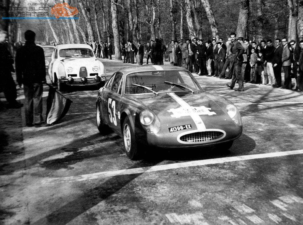 Abarth 1000 Bialbero Reverter RACE 1965