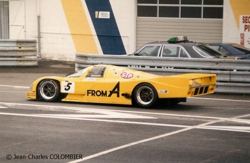 Porsche 962C 24h LeMans 1989