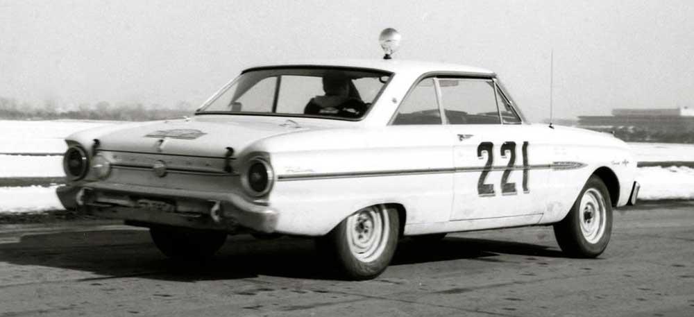 Ford Falcon Futura Rally Montecarlo 1963