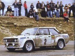 Seat 131 Rally Montecarlo 1977