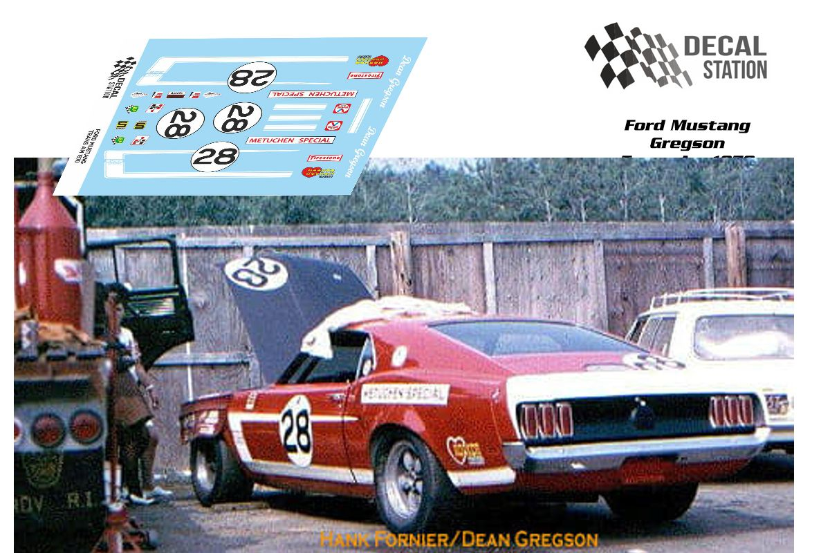 Ford Mustang Trans Am 1970