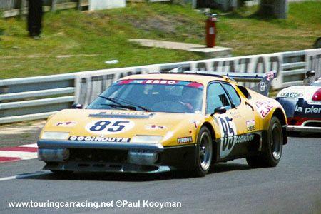 Ferrari 512 BB  24h Le Mans 1978