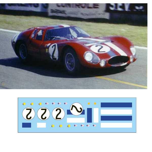 Maserati 151/3 Le Mans 1964