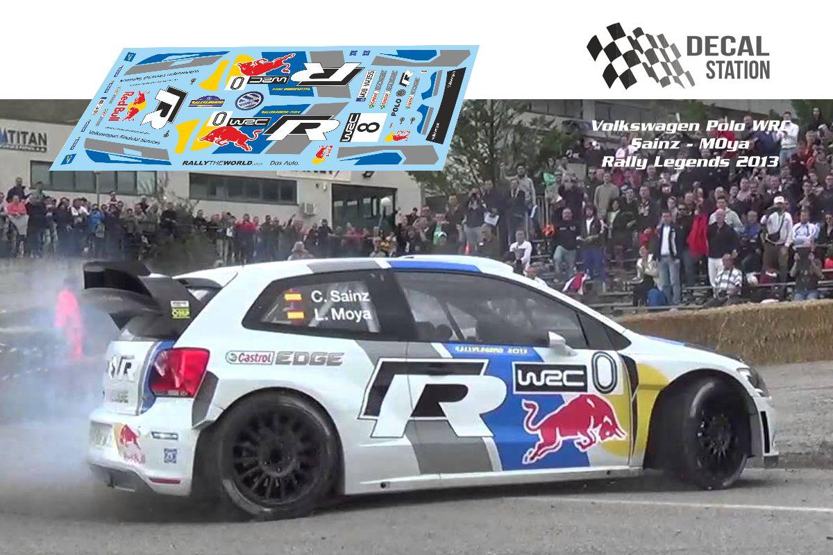 VW Polo Sainz Rally Legend ´13