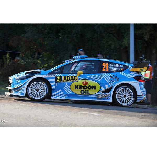 Ford Fiesta WRC Serderidis Alemania´18