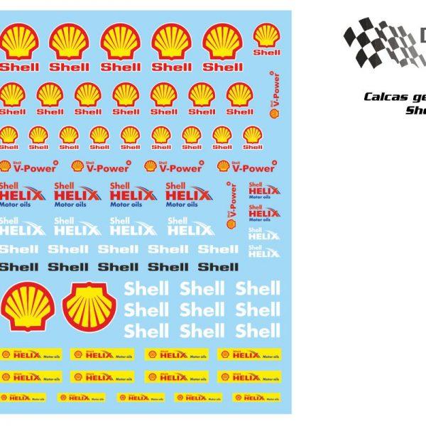genericas shell